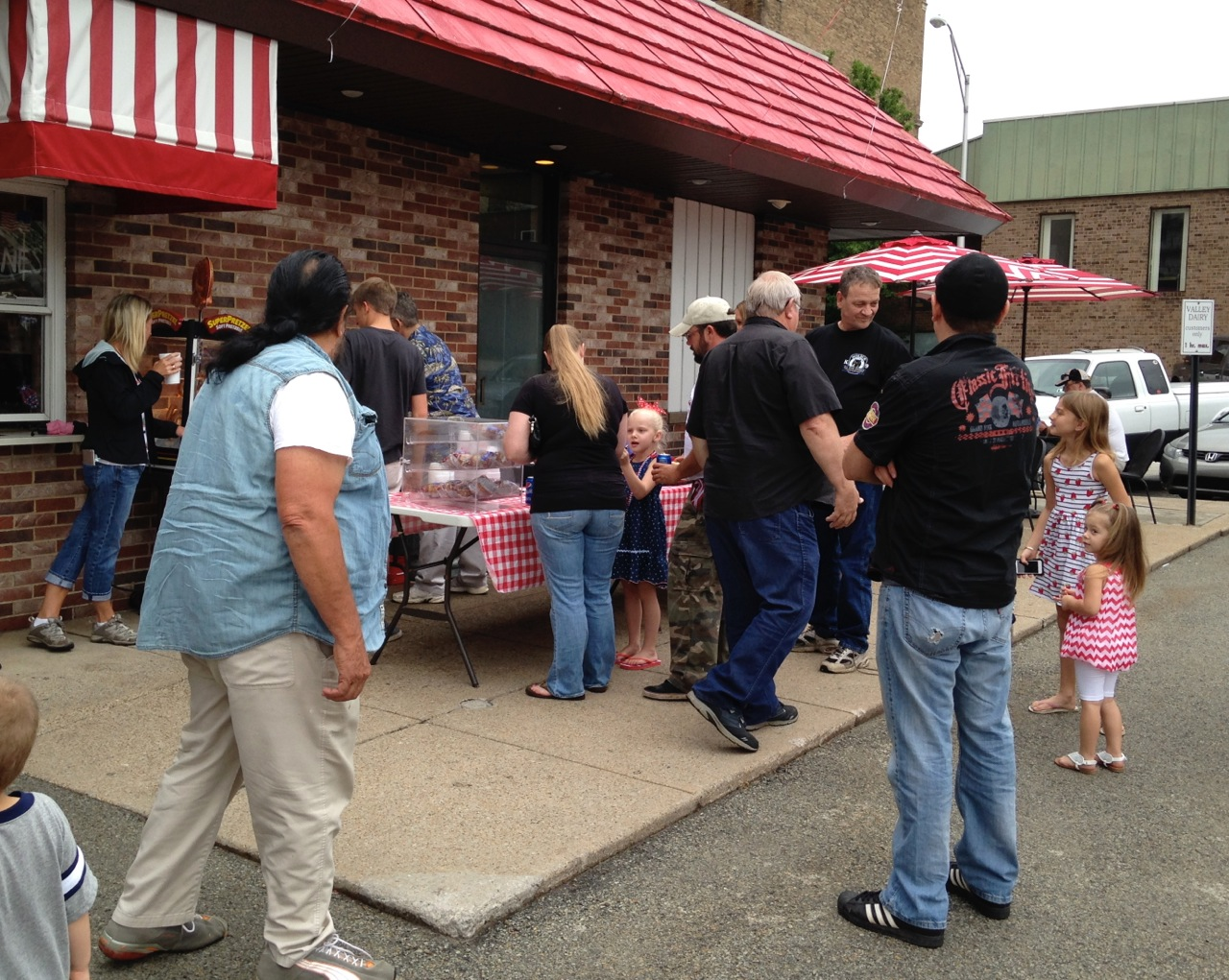 4th of July Parade - July 2015