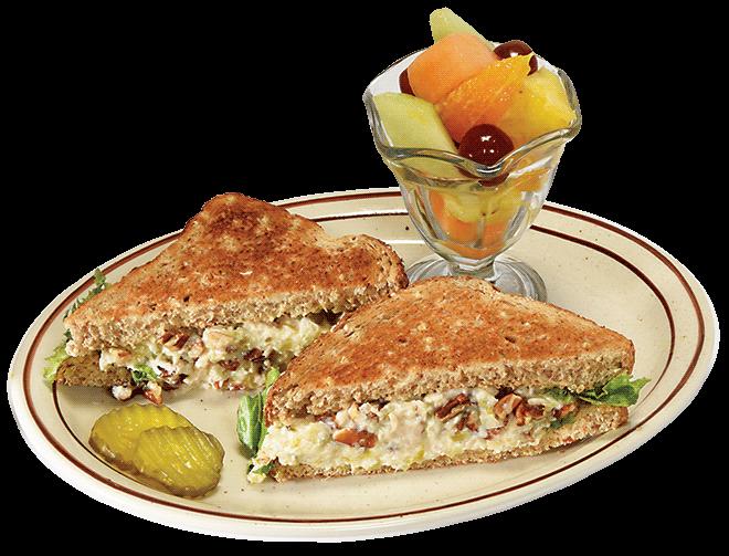 chicken pican sandwich