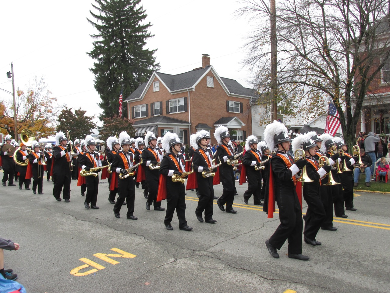 Ligonier Days Parade - October 2014