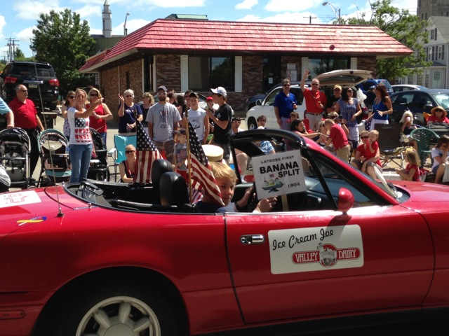 4th of July Parade - 2014