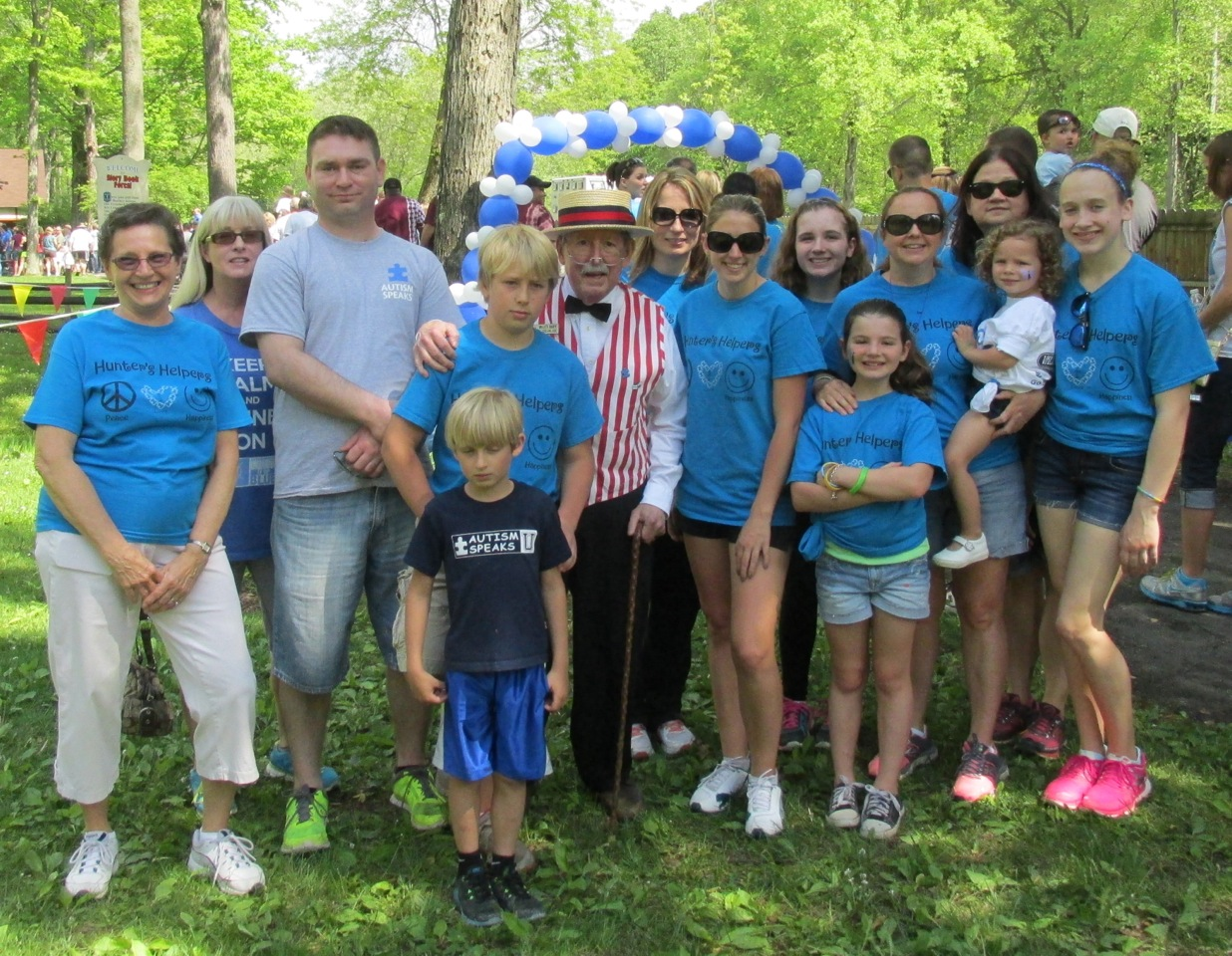 Autism Walk - May 2015