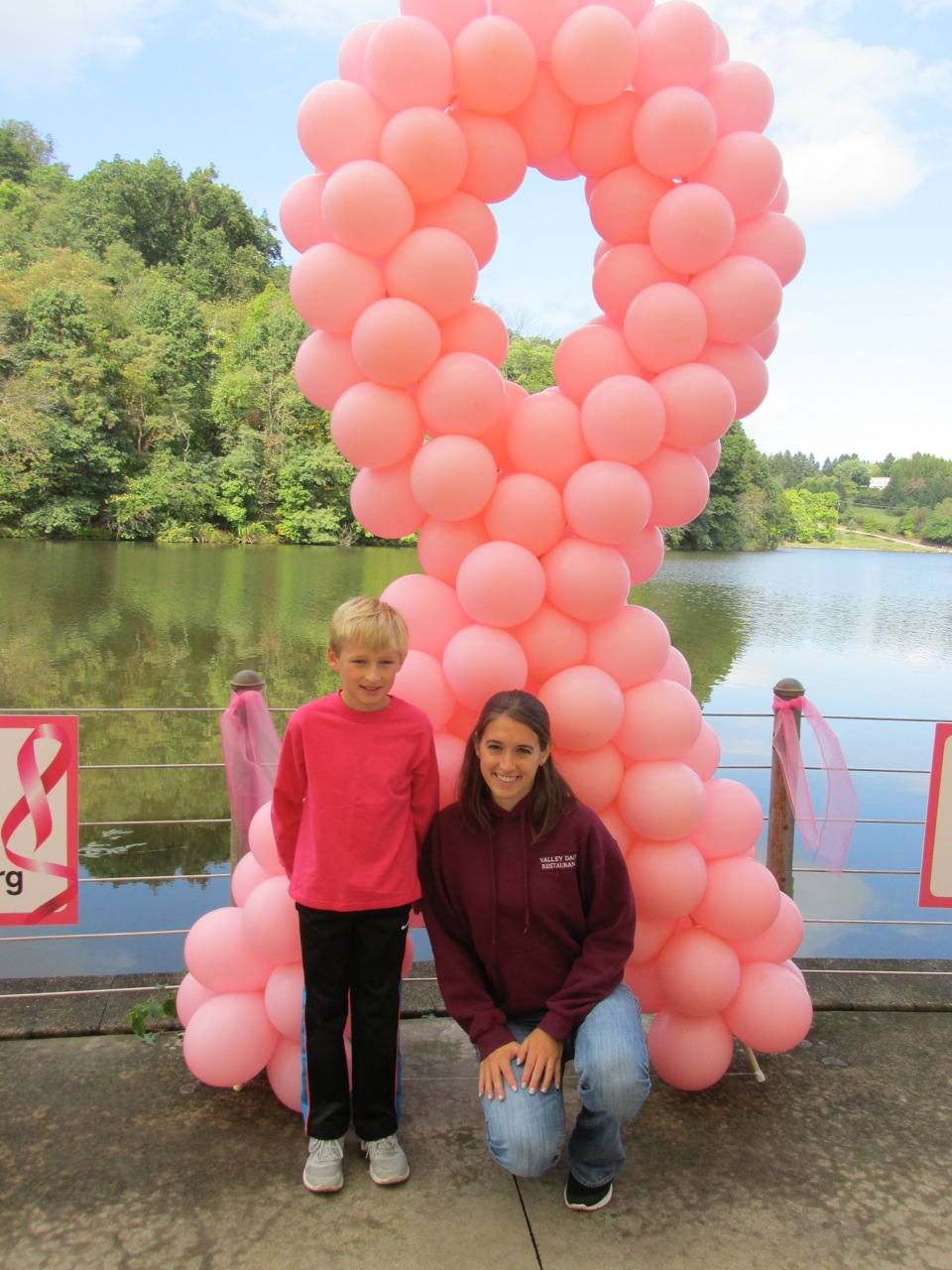 Breast Cancer Walk - October 2016