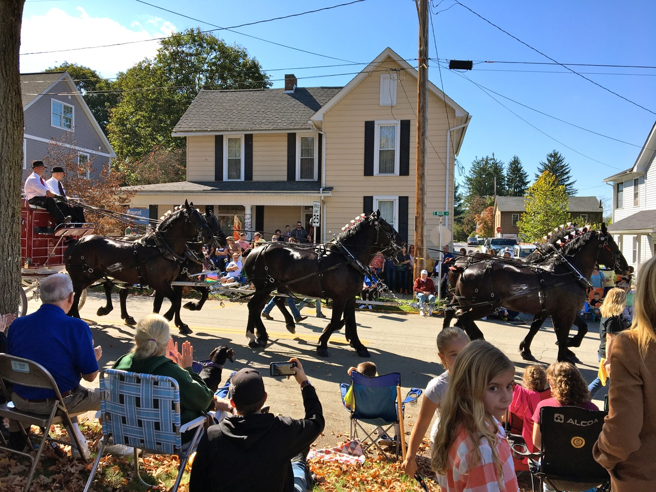 Ligonier Days October 2017