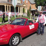 Memorial Day Parade - May 2014