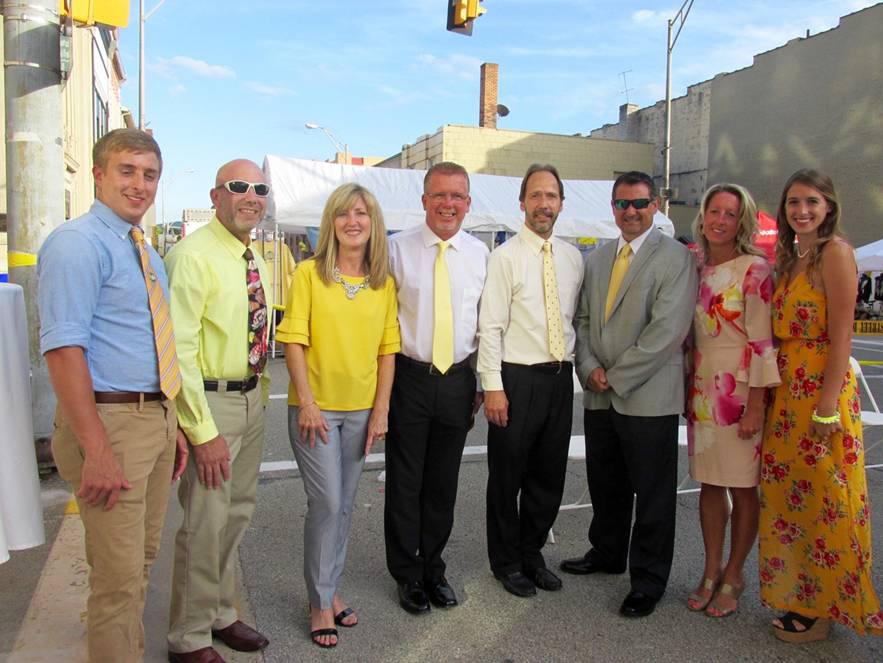 Yellow Tie Gala